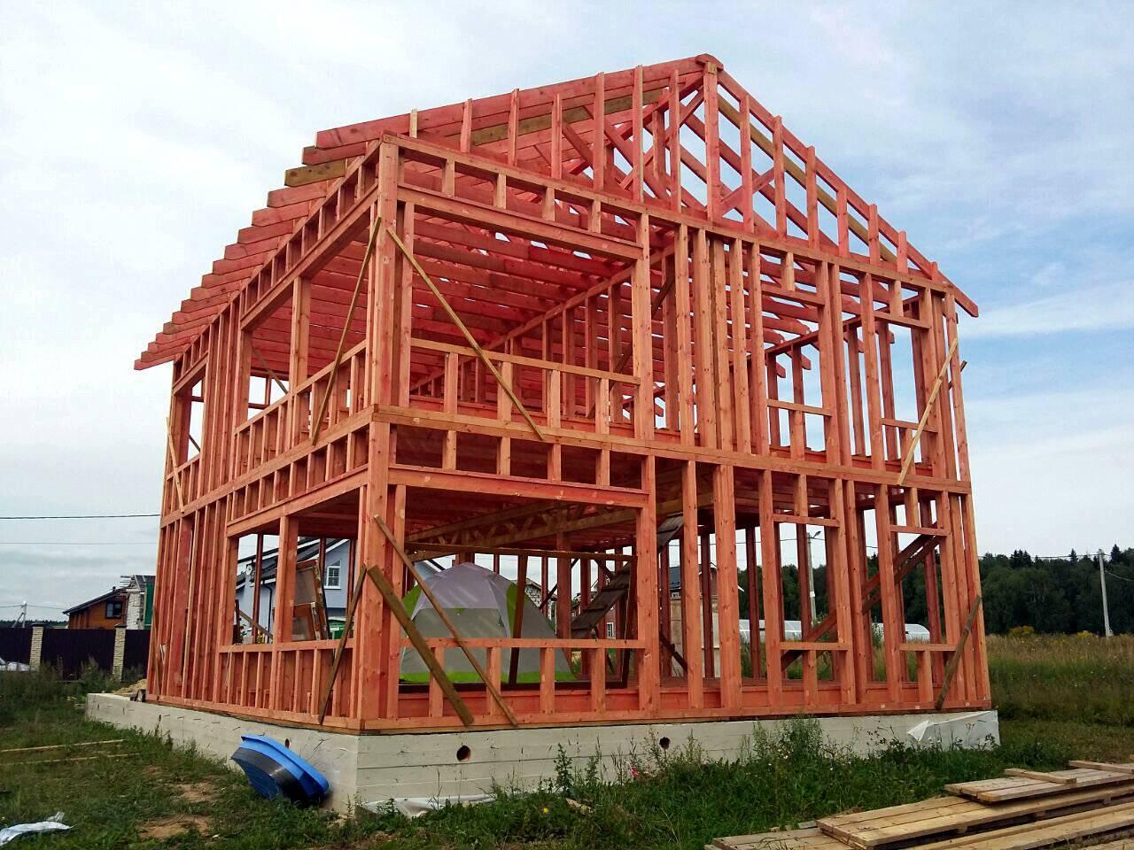 Строительство коттеджей и загородных домов под ключ проекты и цены
