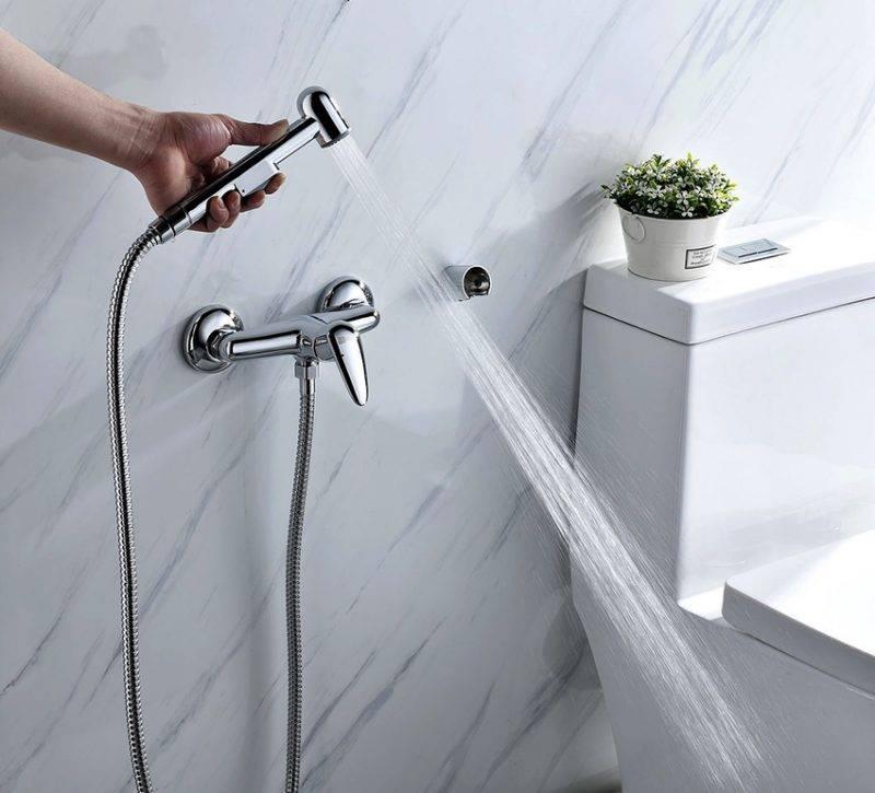 Гигиенический душ для унитаза: 8 советов по выбору | строительный блог вити петрова