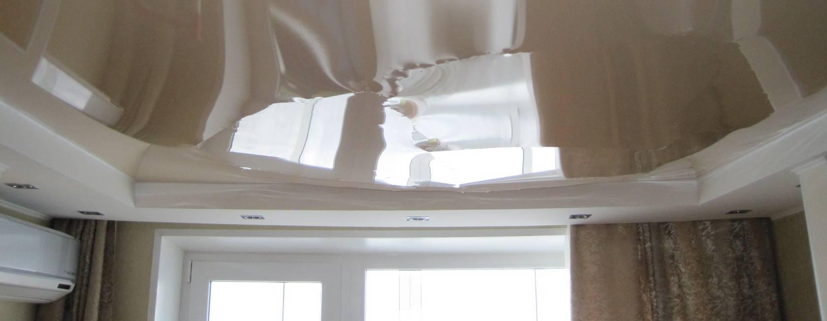 Как снять натяжной потолок своими руками: демонтаж с последующей установкой