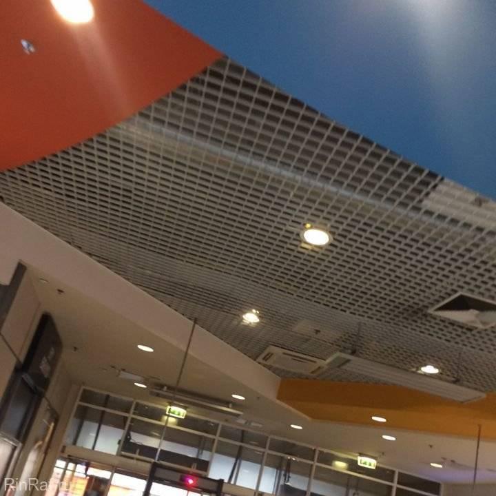 ?установка ячеистого подвесного потолка и его стоимость - блог о строительстве