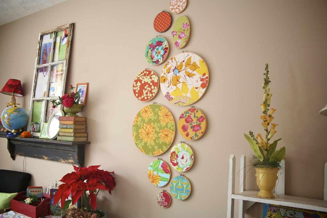 Лучшие украшения для дома своими руками - простые и сложные варианты идей оформления дома и квартиры