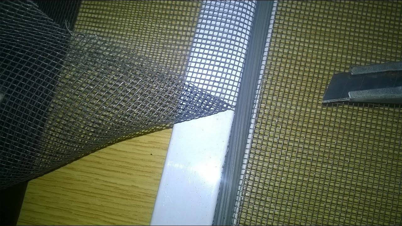 Установка москитных сеток на пластиковые окна своими руками установка москитных сеток на пластиковые окна своими руками