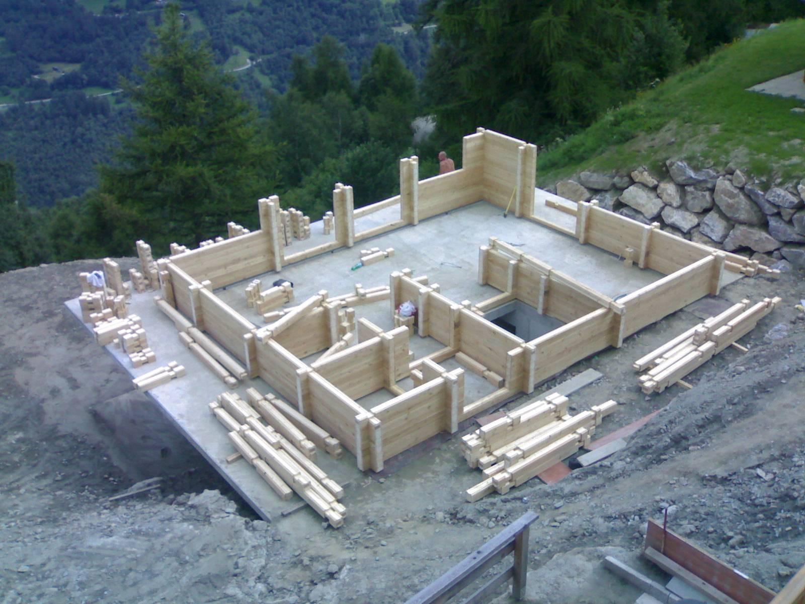 Как недорого и быстро построить дом своими руками? смотрите инструкцию здесь + 100 фото
