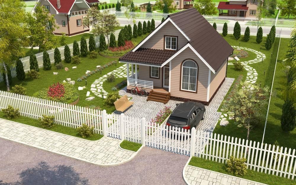 Покупка, продажа и оформление земельных участков размером 1 сотка