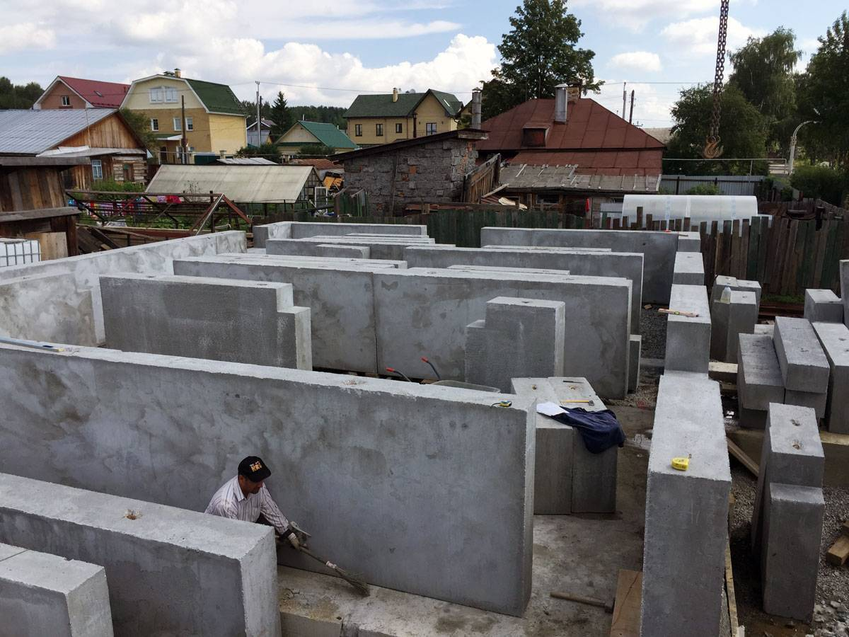????полистиролбетонные блоки: достоинства и недостатки - блог о строительстве