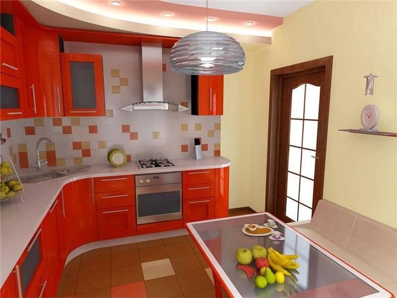 Кухня 9 кв. м: 60 идей на фото дизайна интерьера от ivd.ru