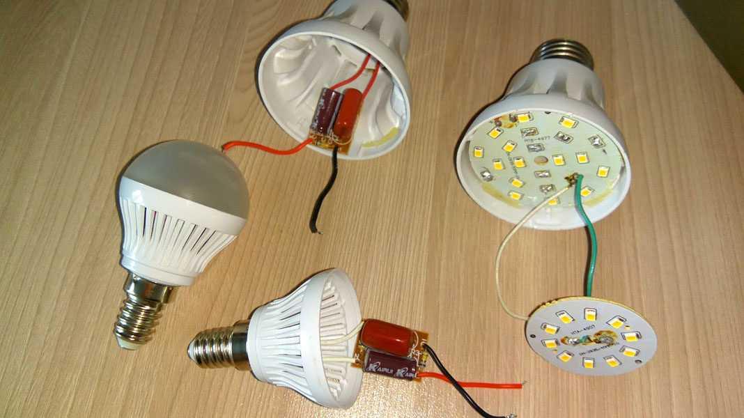 Как отремонтировать светодиодную лампу самому?