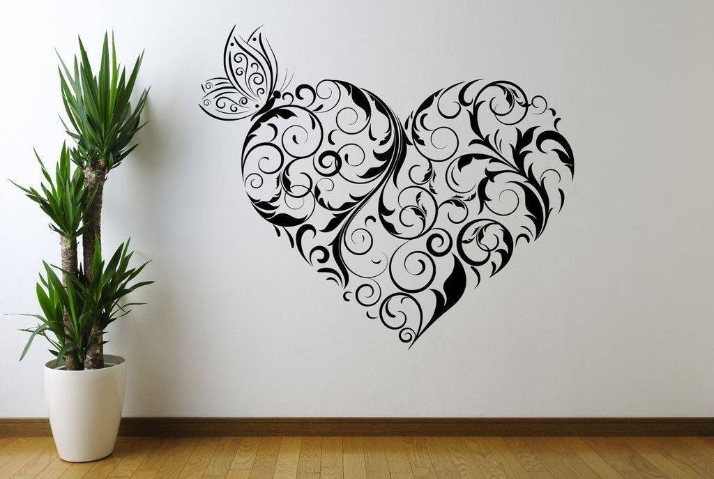 Трафареты для декора стен