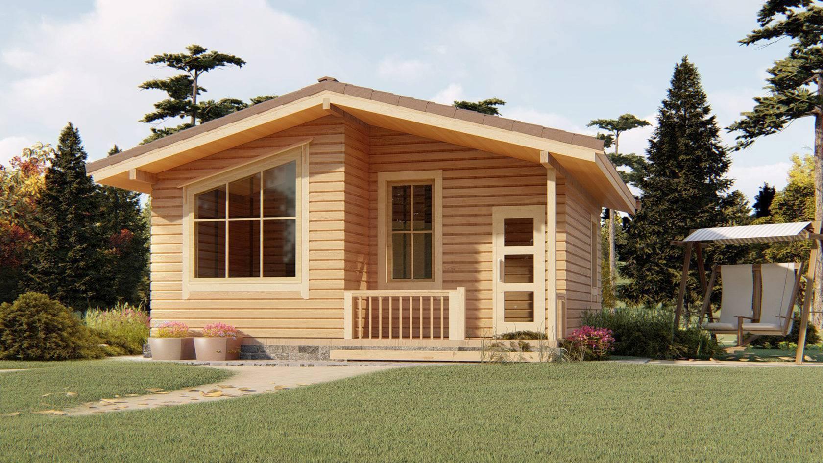 Проекты домов с односкатной крышей: 75 фото и планировка одноэтажных и двухэтажных коттеджей