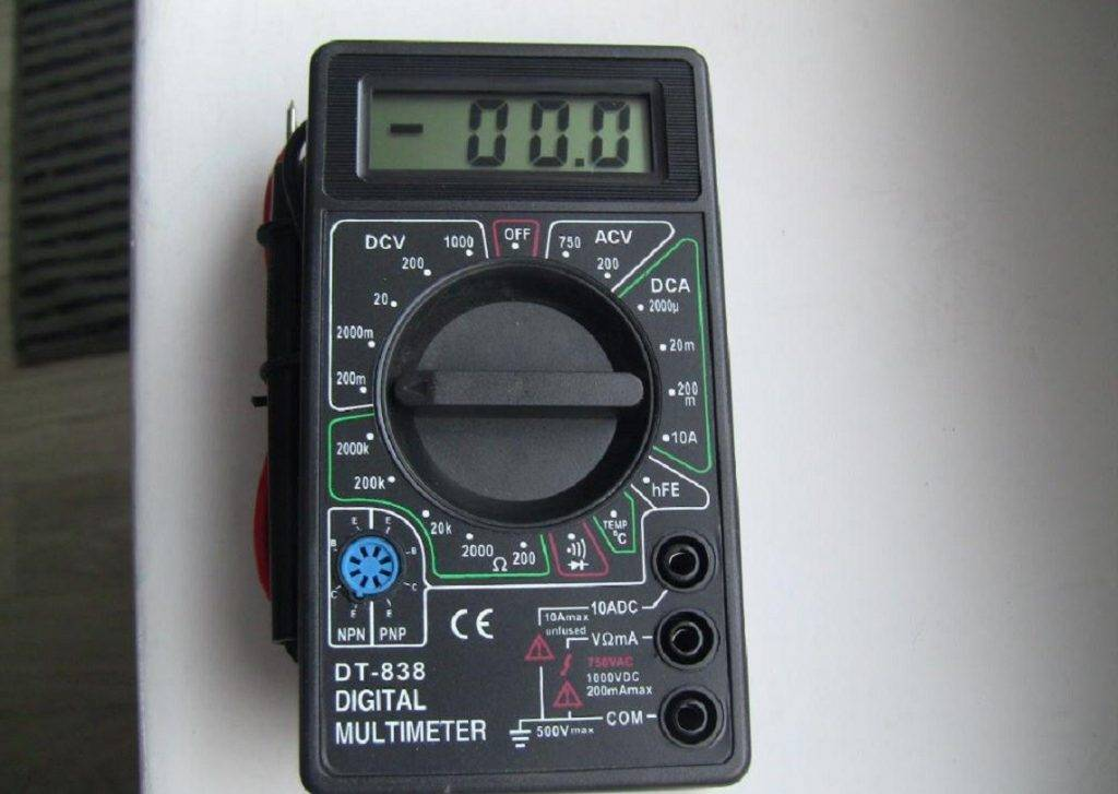 Тестер электрический: как пользоваться и проверить точность измерения, инструкция для начинающих