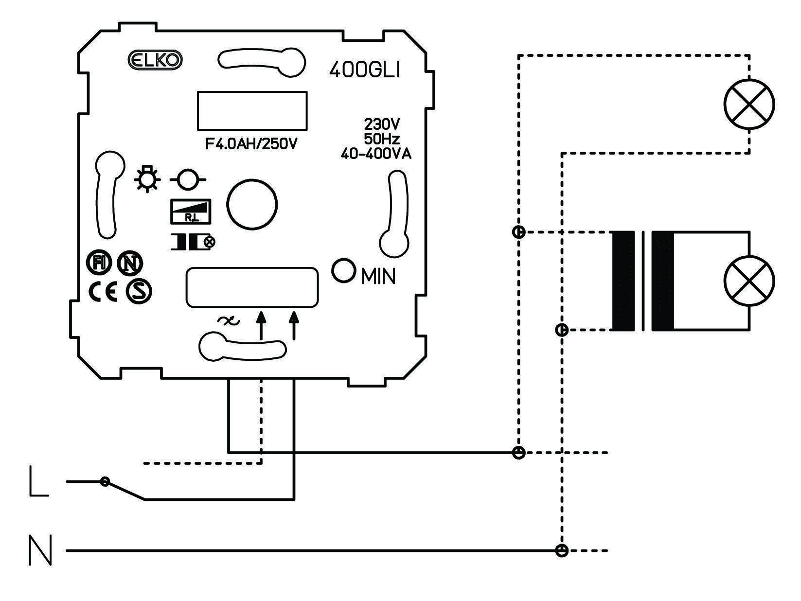 Подключение диммера своими руками: подробная инструкция