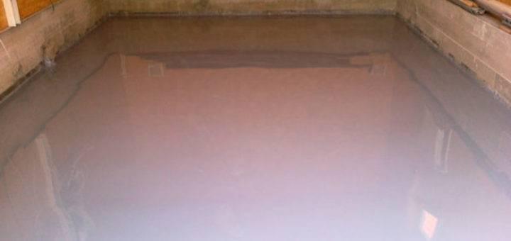 Чем покрыть пол в гараже: 10 лучших материалов | строительный блог вити петрова
