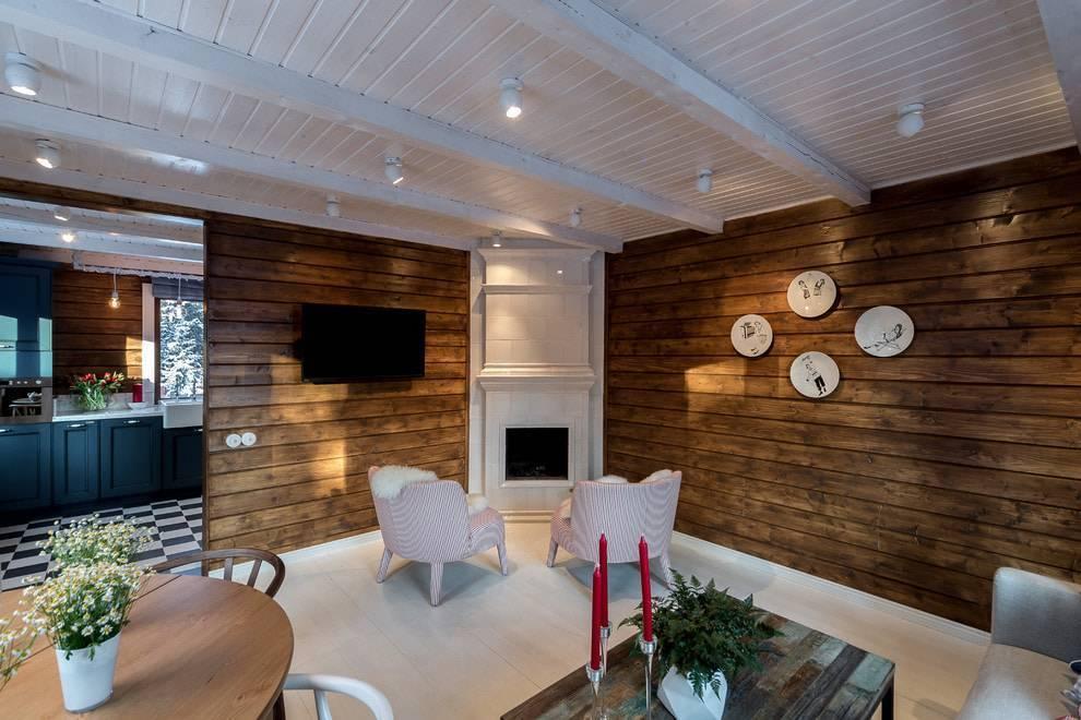 Актуальные идеи дизайна спальни в деревянном доме: лучшее от ivd.ru