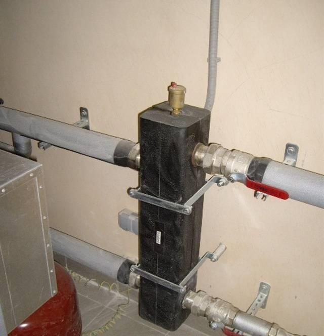 Гидрострелка для отопления: гидроразделитель в системе, для чего нужна, что это такое и зачем, гидравлический распределитель, устройство стрелки, как рассчитать