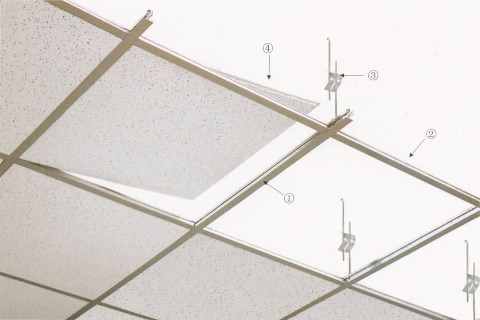 Потолок армстронг — необычное решения современного интерьера (100 фото)