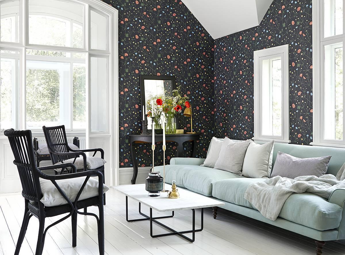 Как выбрать цвет обоев правильно: общие рекомендации и нюансы для различных комнат в квартире – кухни, гостиной, спальни, зала