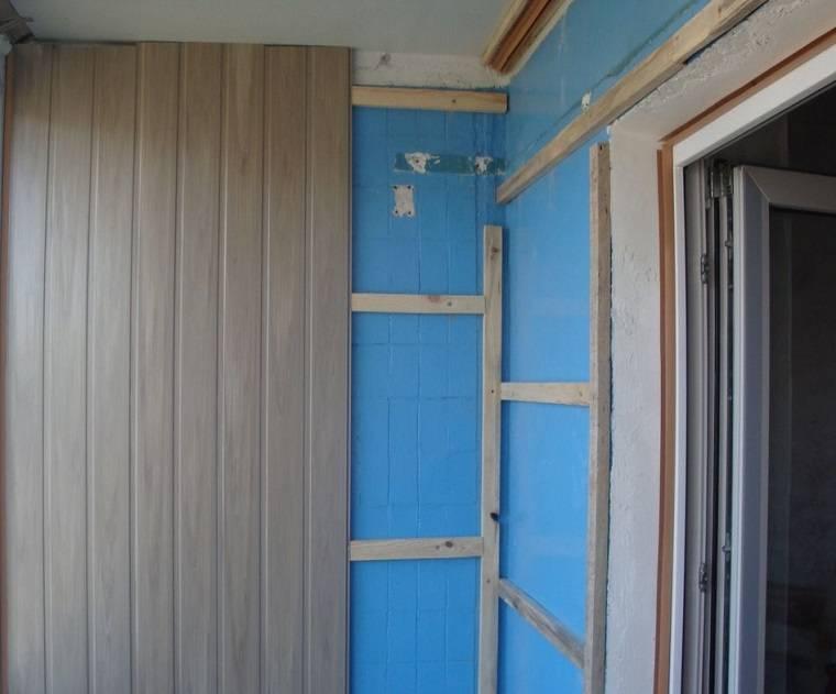Отделка балкона и лоджии изнутри. как красиво обшить помещение вагонкой?