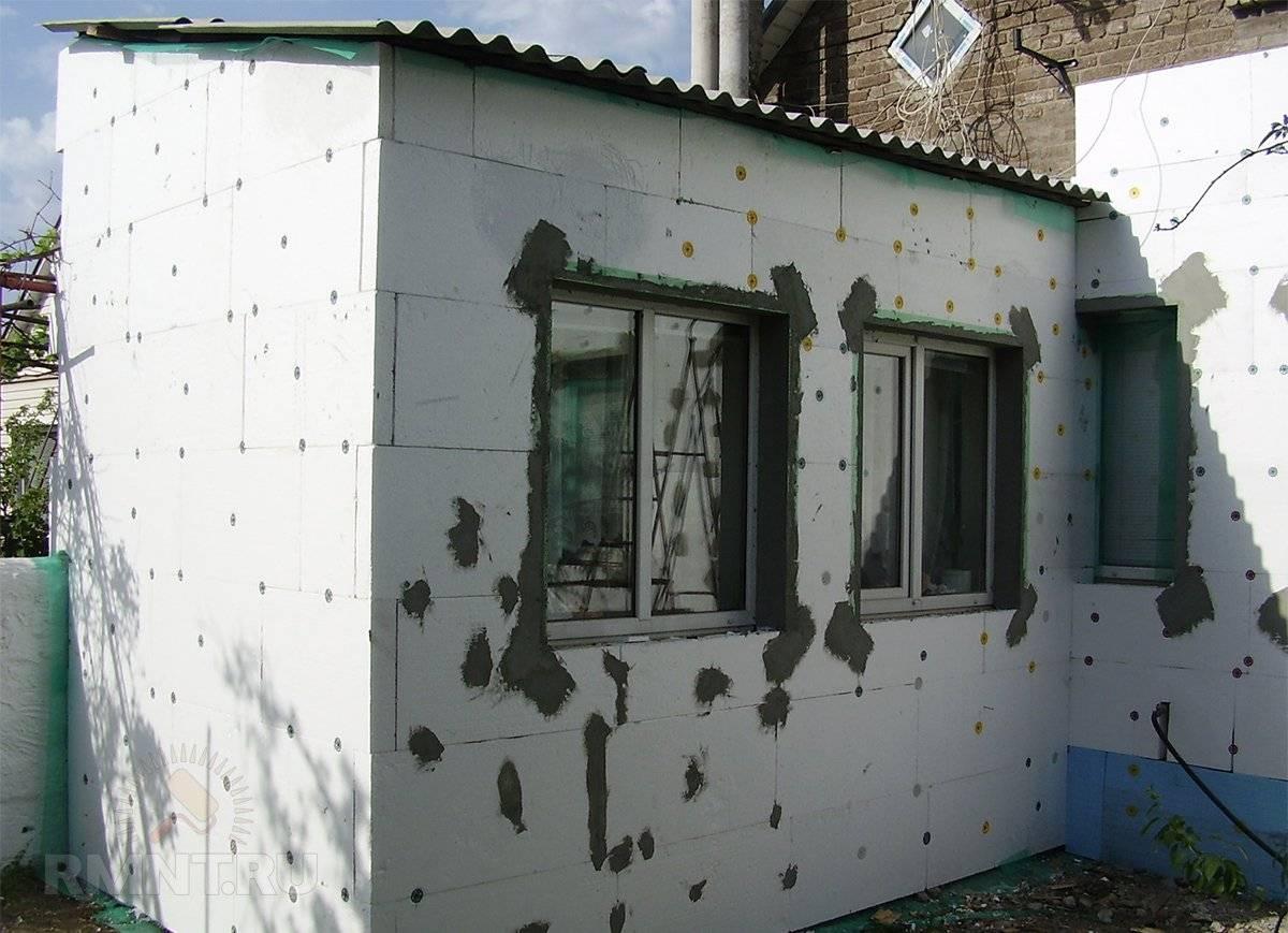 Утепление фасадов пенопластом своими руками: технология, отделка, советы утепление фасадов пенопластом своими руками: технология, отделка, советы