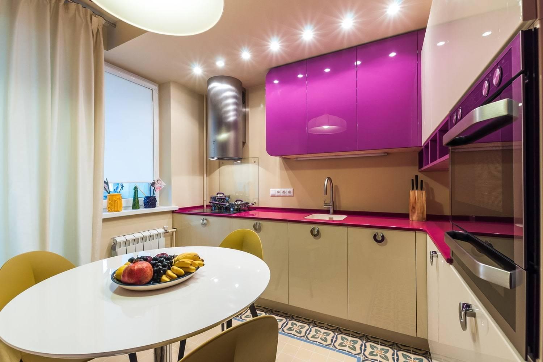 Идеальный дизайн кухни 9 кв. м: советы, фото интерьера