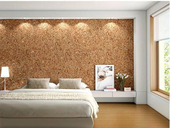 Пробка на стену: выбор настенного покрытия, инструкция по отделке своими руками, видео и фото