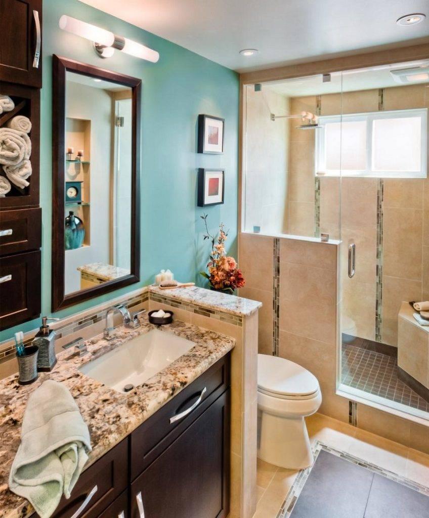Декор ванной: мастер-класс стильного оформления ванной комнаты (видео + 85 фото)