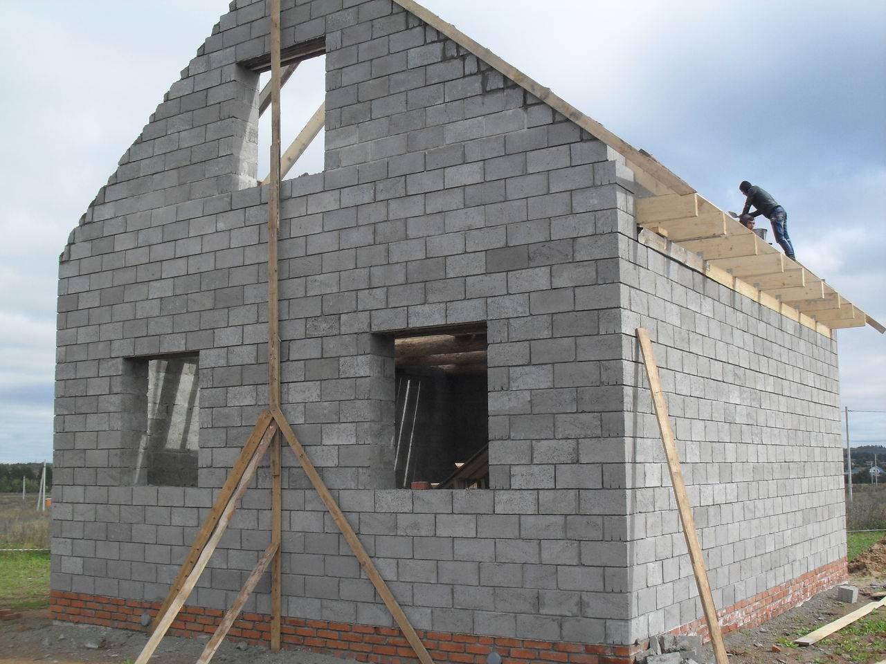 Как самому сделать строительные блоки: своими руками, из чего делать, видео
