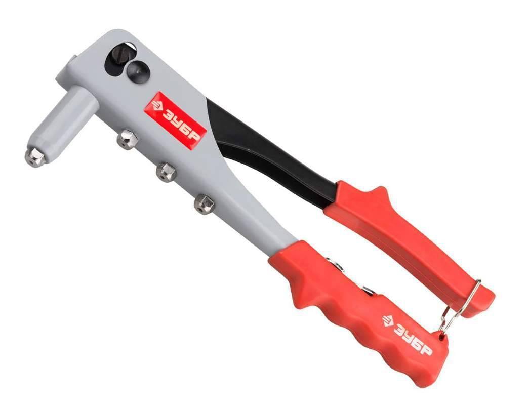 Ручной клепальник: выбор хорошего инструмента, рекомендации по использованию заклепочника