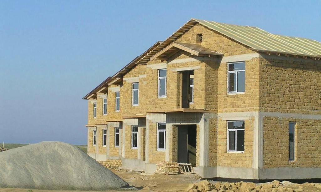 Строительство домов из ракушечника в севастополе и крыму по выгодной цене