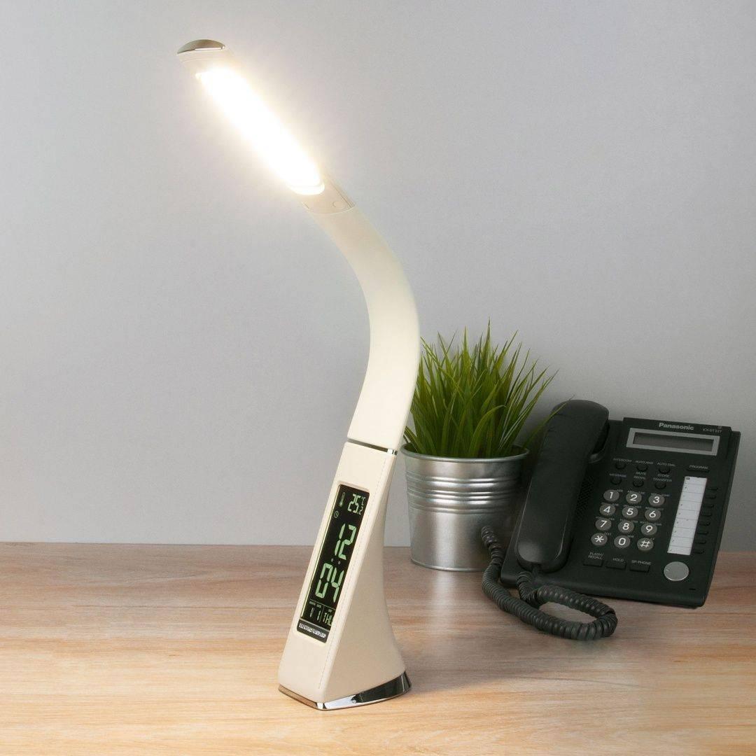 Выбор настольной лампы: советы и идеи