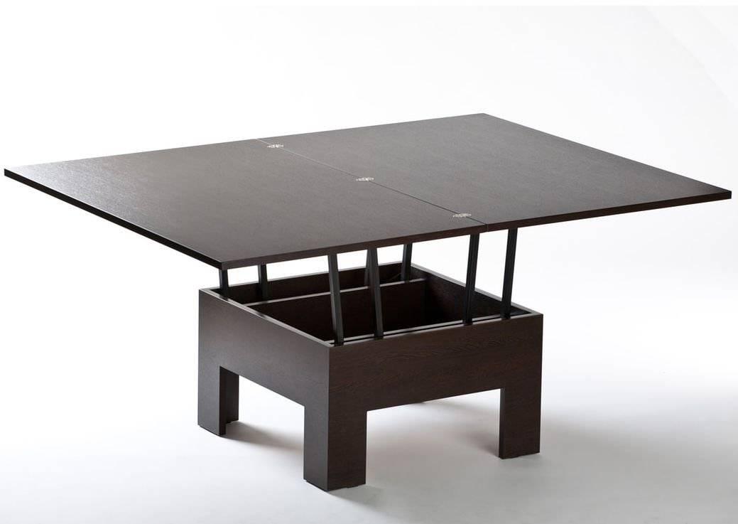 Стол-трансформер — 100 фото современных столов