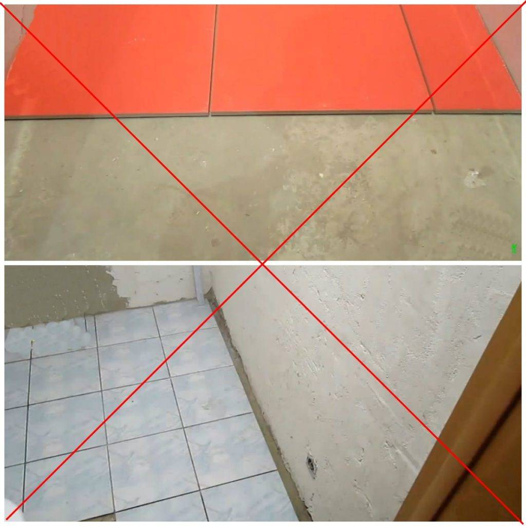 Укладка плитки на стену: в ванной, на кухне (фото, видео)