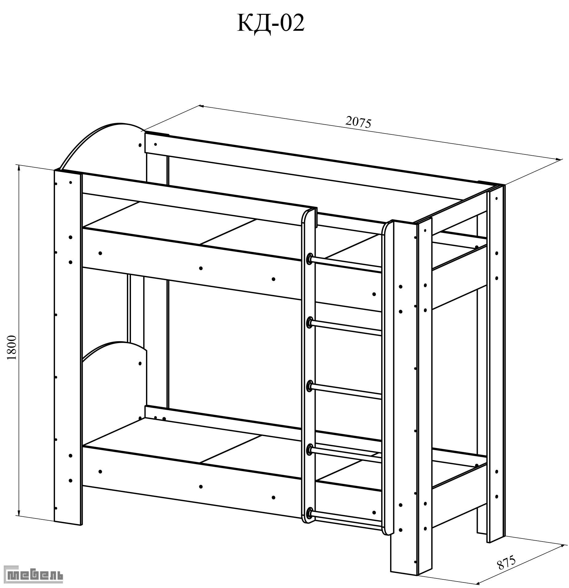 Кровать под потолком: разновидности кроватей-чердаков, чертёж и размеры, необходимые материалы, фурнитура и крепежи, используемые инструменты