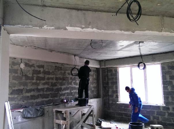 Последовательность ремонта квартиры в новостройке поэтапно