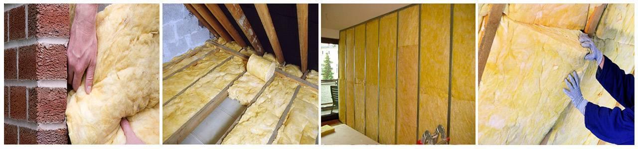 Технология утепления стен базальтовой ватой, штукатурка, монтаж мокрого фасада