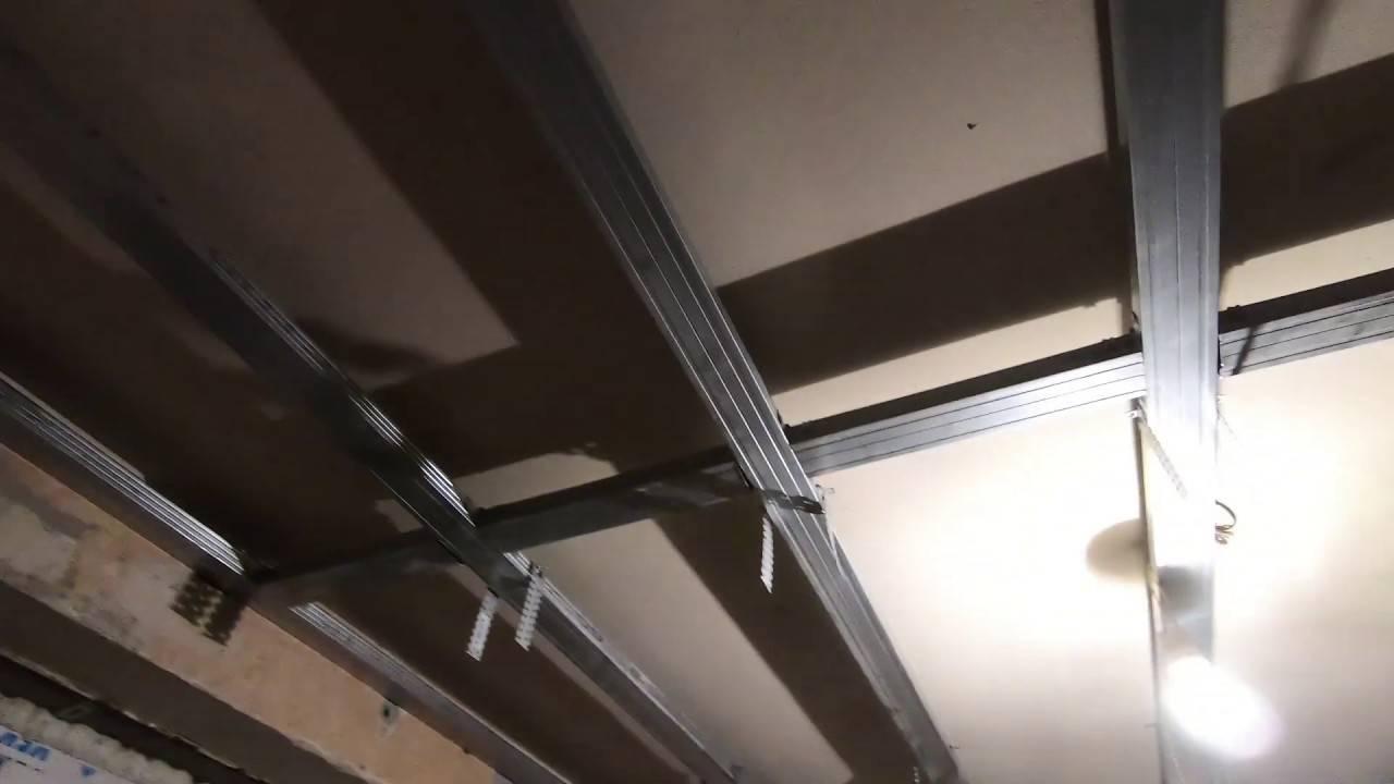 Демонтаж потолка из гипсокартона: цена за 1м2, отзывы, описание услуги