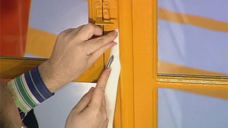 """Как утеплить старые деревянные окна на зиму своими руками? — журнал """"рутвет"""""""