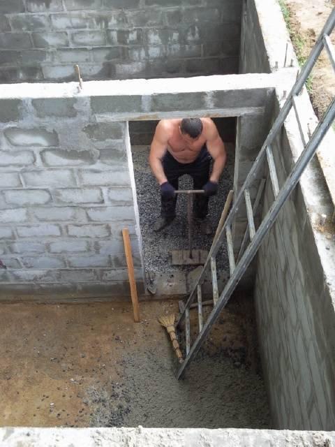 Строим погреб во дворе дачного участка самостоятельно