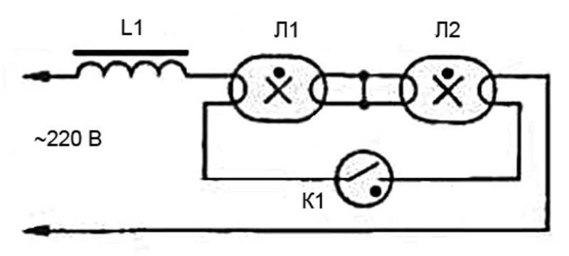 Схема подключения люминесцентной лампы к сети: краткий анализ возможных вариантов