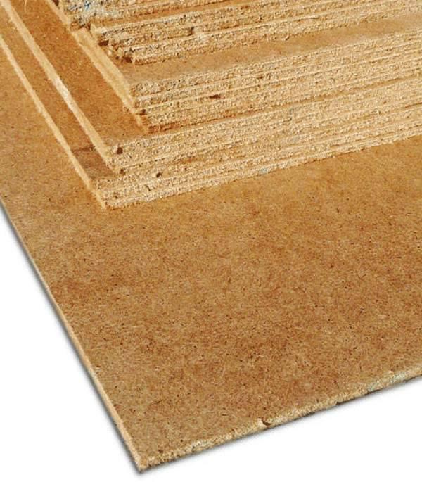 Древесноволокнистые и древесностружечные плиты: свойства и применение