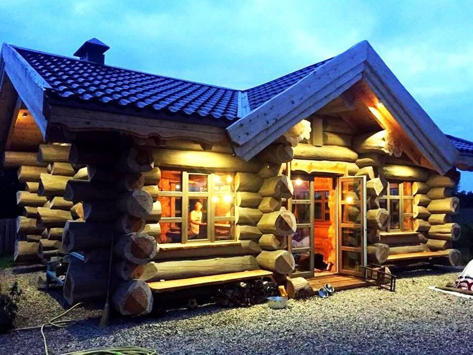 Дома из сруба — обзор достойных проектов (90 фото). готовые проекты деревянных домов смотрите здесь!