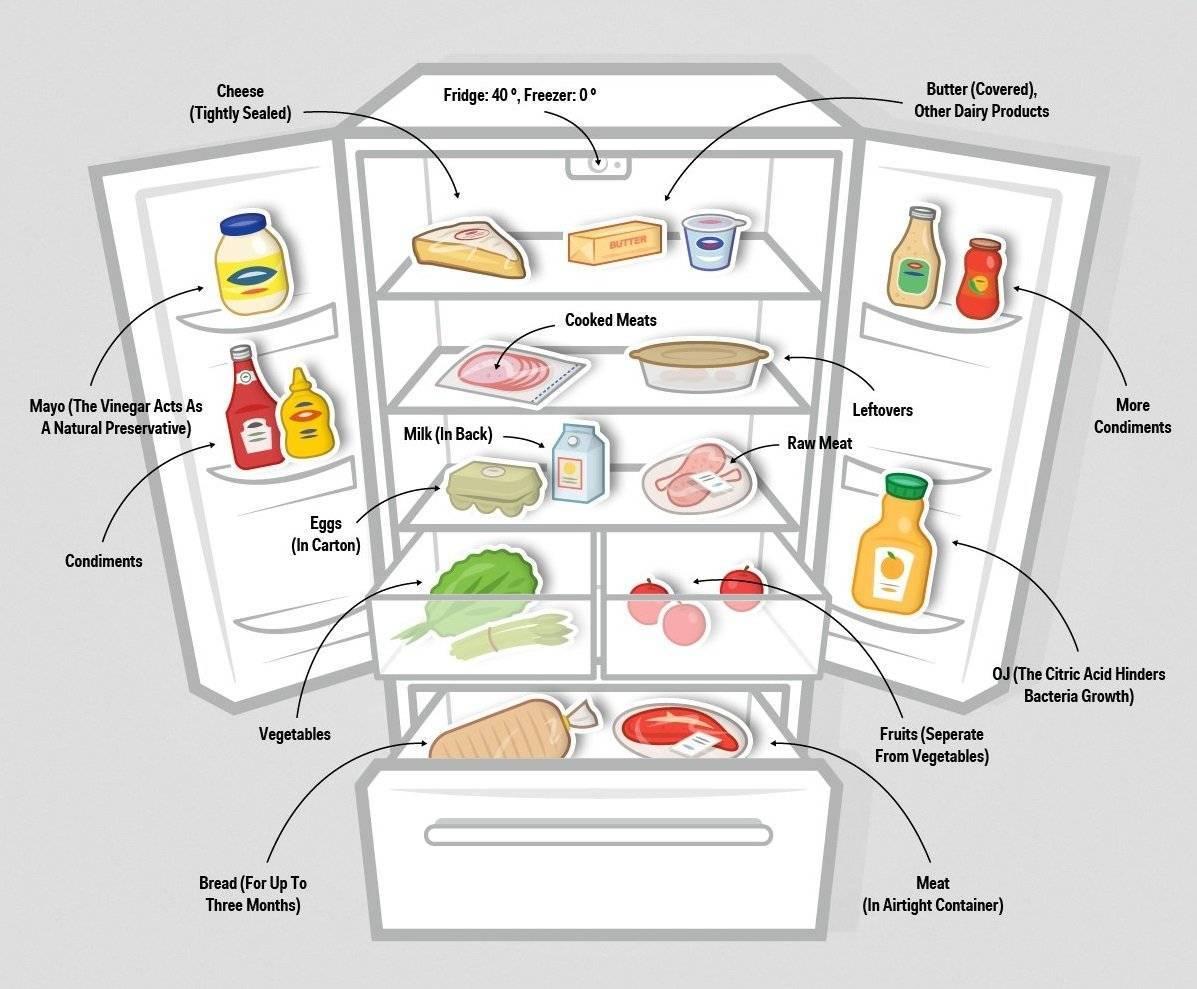 Какая температура должна быть в холодильнике и морозилке: нормы и рекомендации