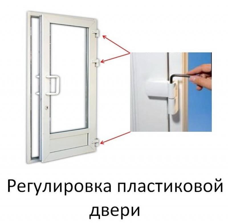 Регулировка металлических входных дверей: возможные неисправности и методы их устранения