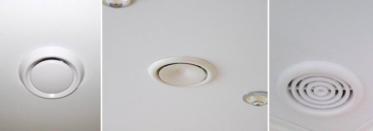 Вытяжка (вентиляция) под натяжной потолок на кухне: зачем нужна и как правильно установить
