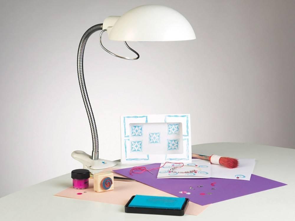 Как выбрать настольную лампу – советы