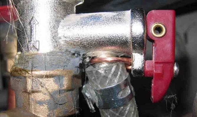 Обратный клапан водонагревателя - выбор и принцип работы