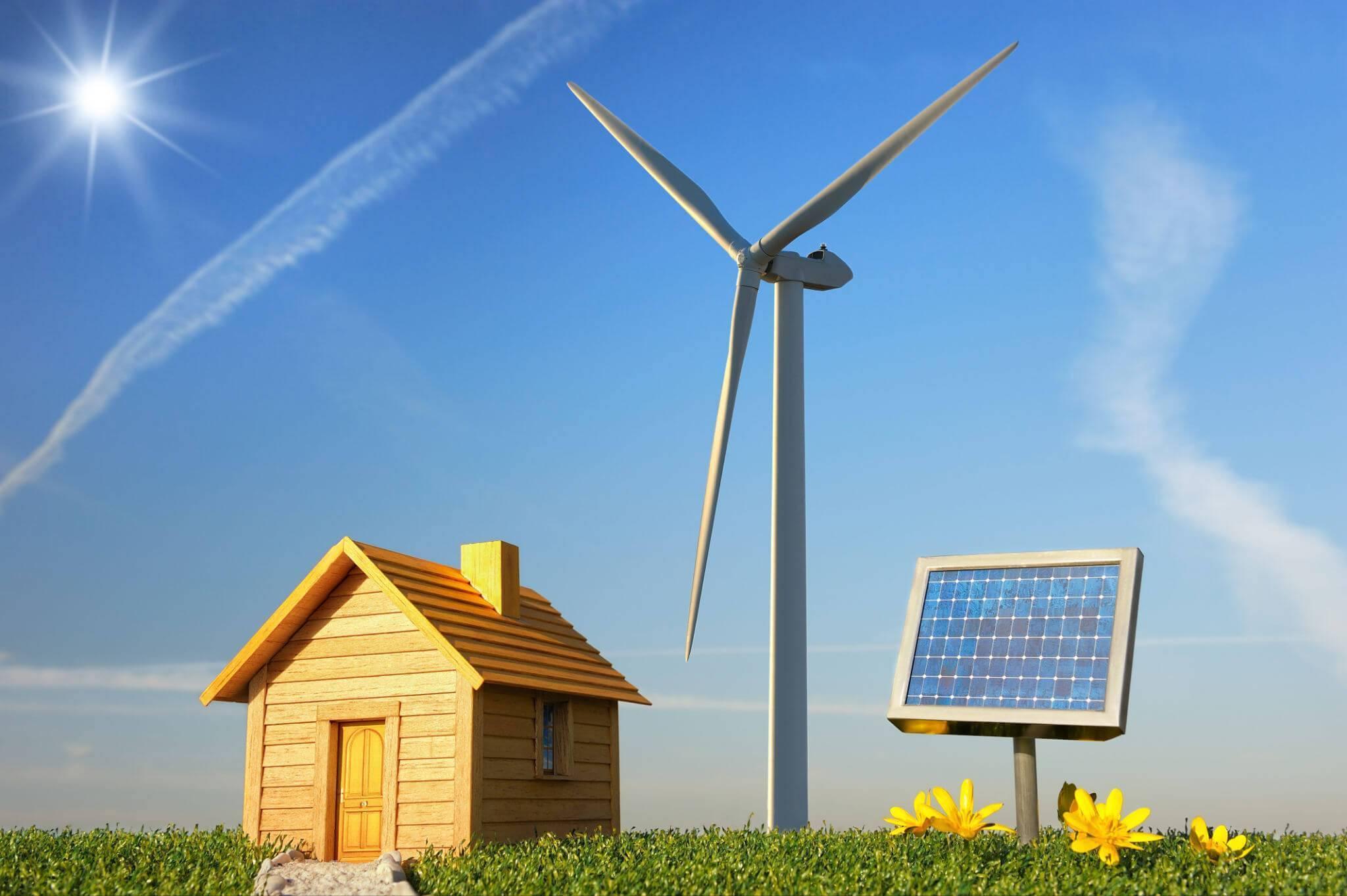 Альтернативная энергетика для дома своими руками — схемы