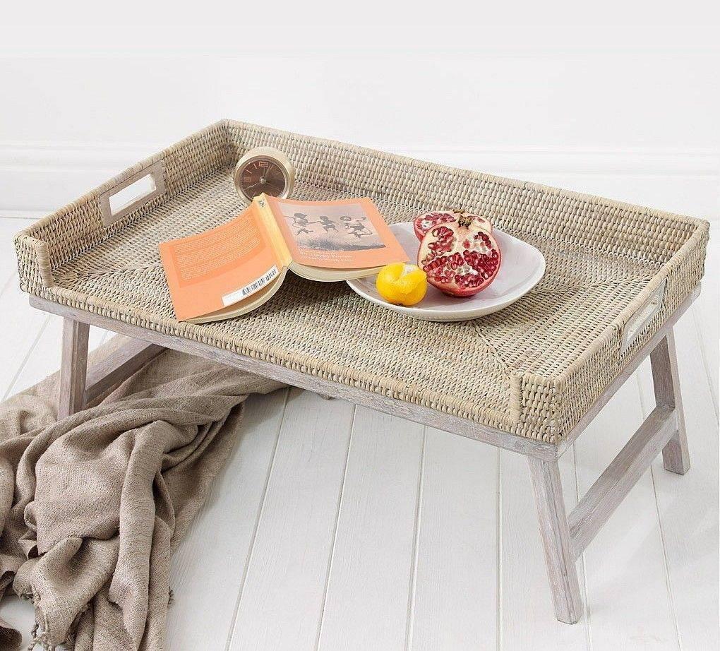 ? столик для завтрака в постель: как сделать своими руками