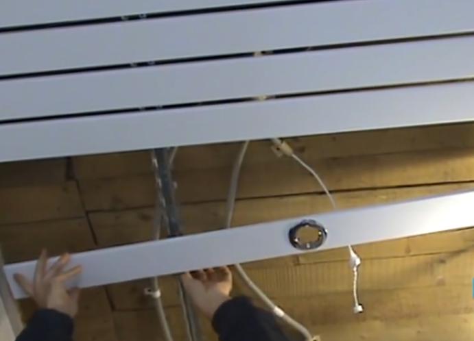 Монтаж реечного потолка своими руками: инструкция, видео, нюансы