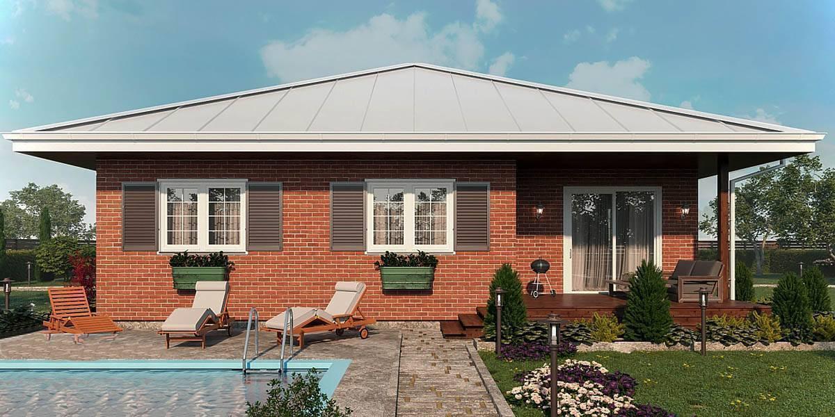 Кирпичный дом: плюсы и минусы, срок службы, чем лучше панельного, преимущества