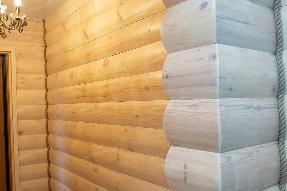 Блок хаус для наружной отделки дома, виды и способы